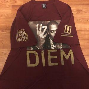 Diem Shirts - DIem JZ Graphic Shirt
